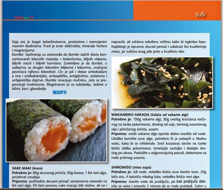 Fine Sushi - Brza, a zdrava hrana
