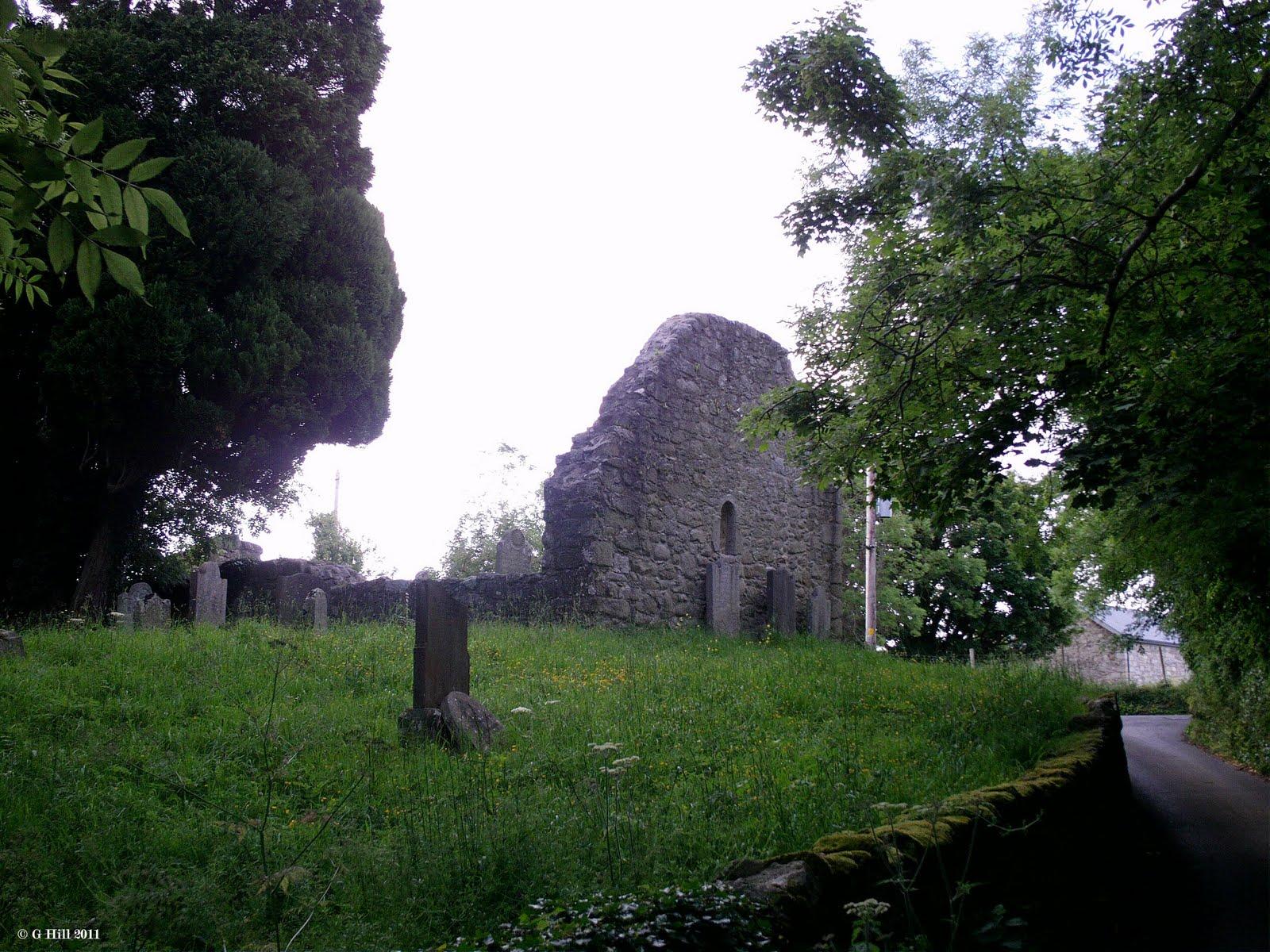 Blue Church Kilternan Church of Kilternan