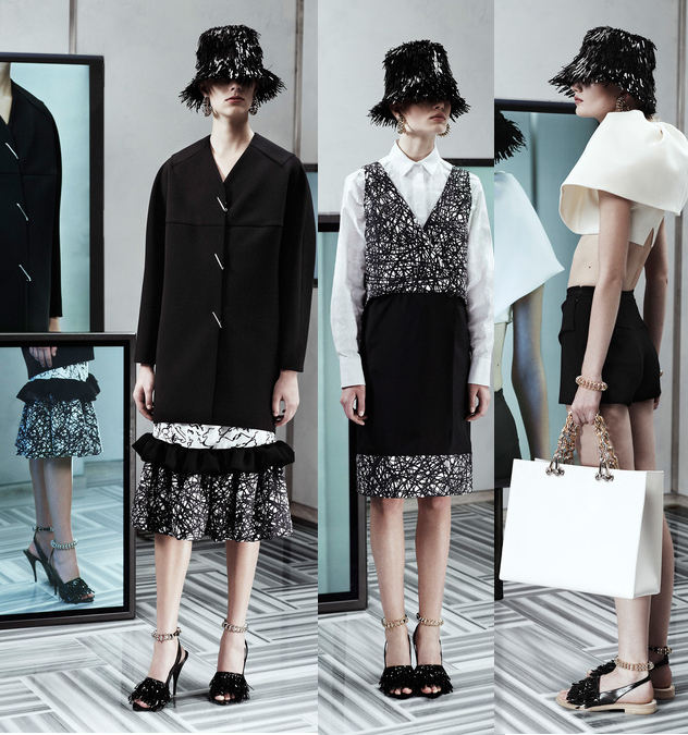 Alexander Wang for Balenciaga Resort 2014 Collection