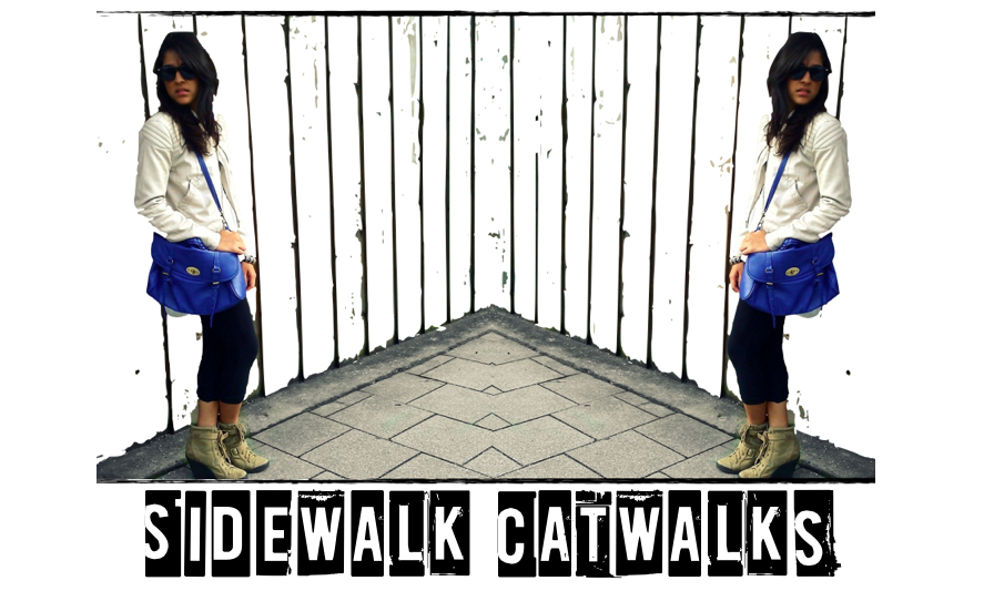 Sidewalk Catwalks