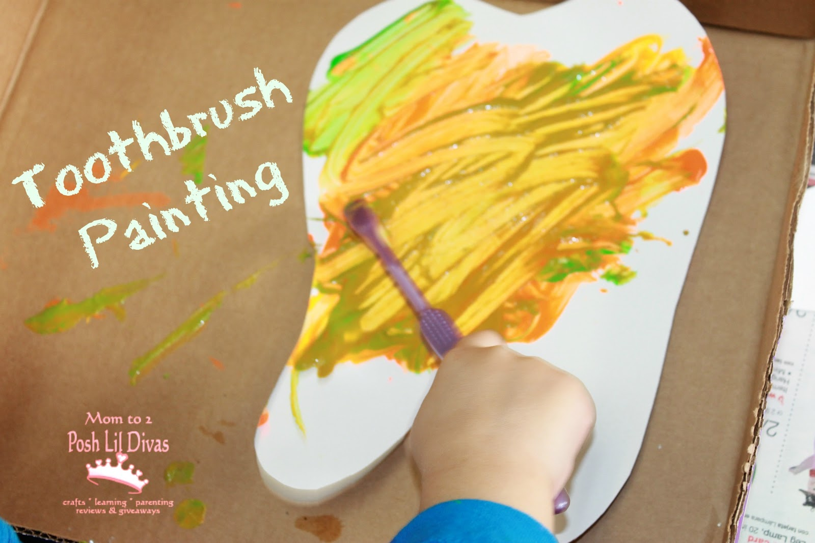 Pictures For Kids To Paint