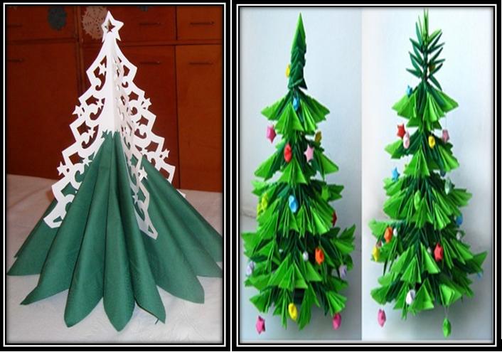 Игрушки на елку сделанные своими рукам