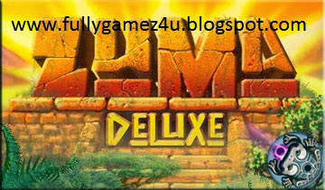 Download Free Zuma Deluxe Game
