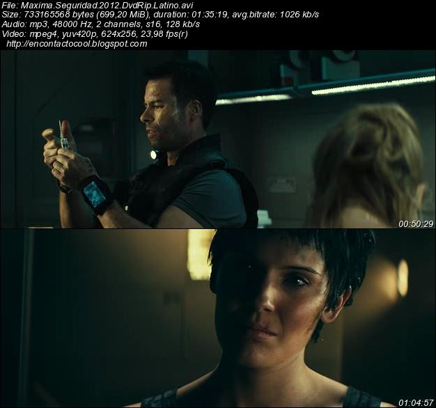 Descargar MS1: Máxima Seguridad (2012)