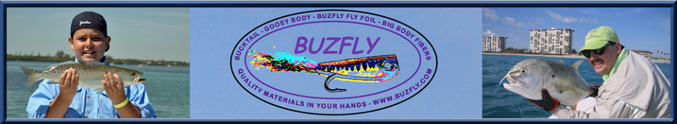 BuzFly - Quality Materials and Flies.