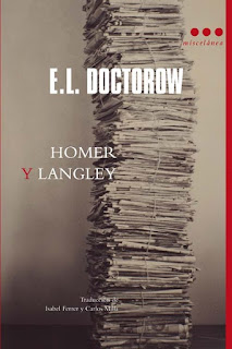 Homer y Langley E. L. Doctorow