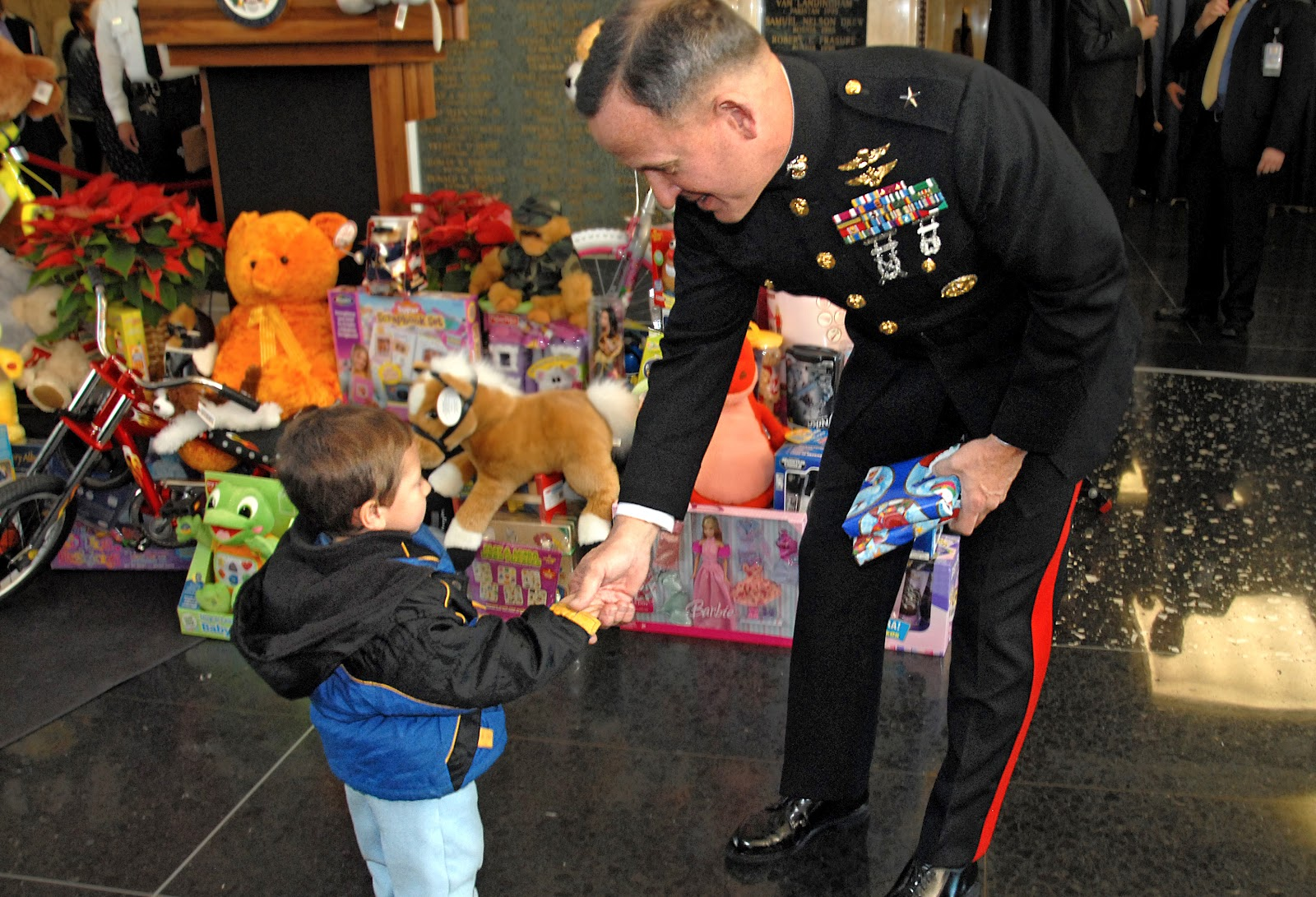 Marines Toys For Tots 2012 : Rantin ravin days of christmas