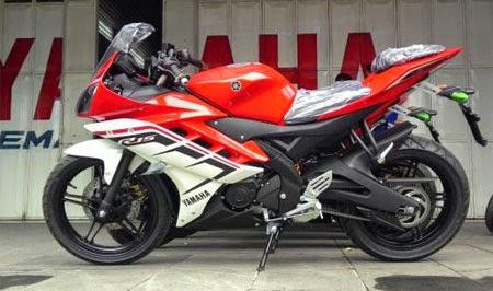 Yamaha R15 terbaru 2015