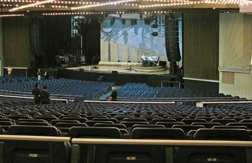 Jerry S Brokendown Palaces Felt Forum Madison Square