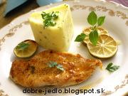 Kuracie prsia s limetkou a bazalkou - recept