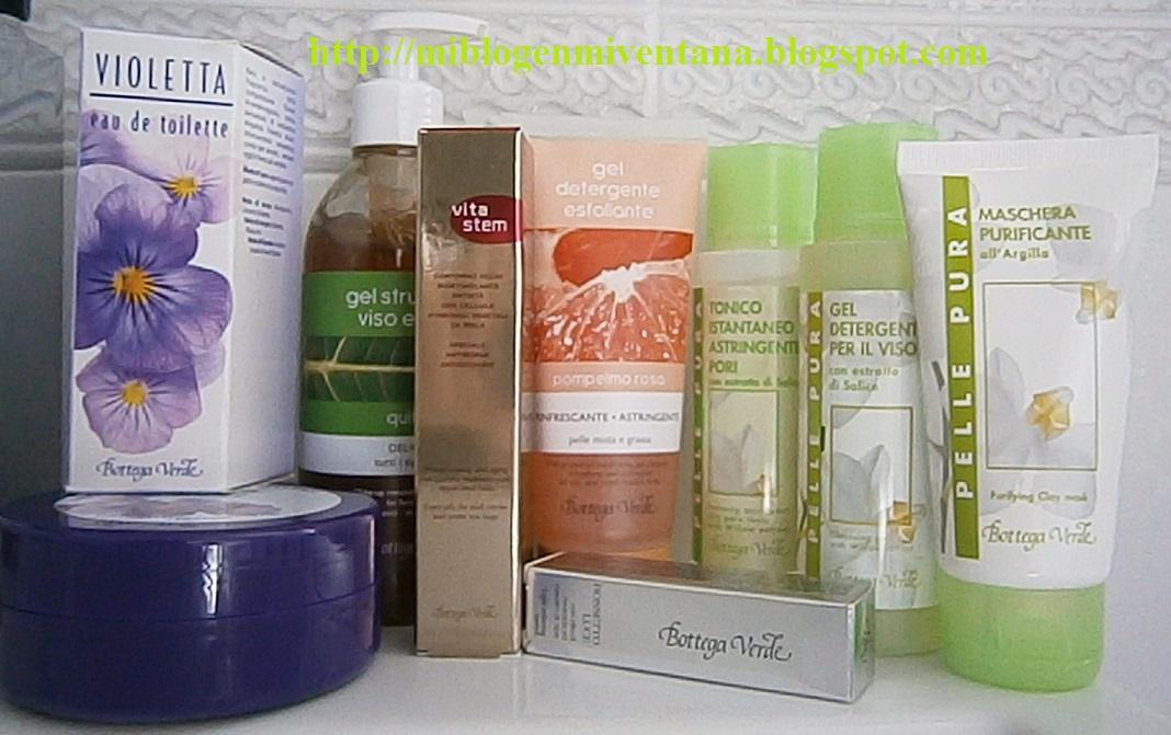 Gel De Baño Bottega Verde: pedido, descripciones de los productos según Bottega Verde y fotos