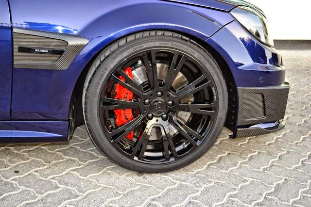 w204 brabus wheels