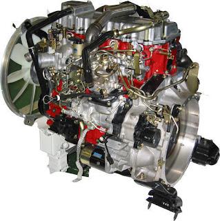 mengantisipasi mesin diesel