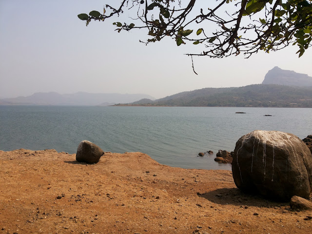 A bike ride to Pawana Lake
