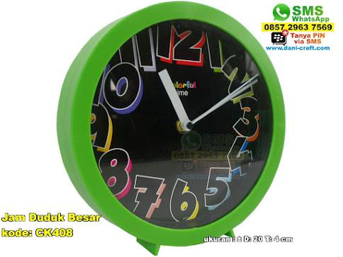 Jam Duduk Besar