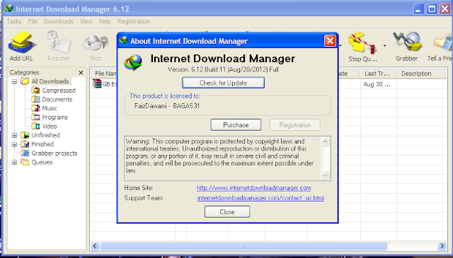 Internet Download Manager 6.12 Beta Build 11 Full Patch 2