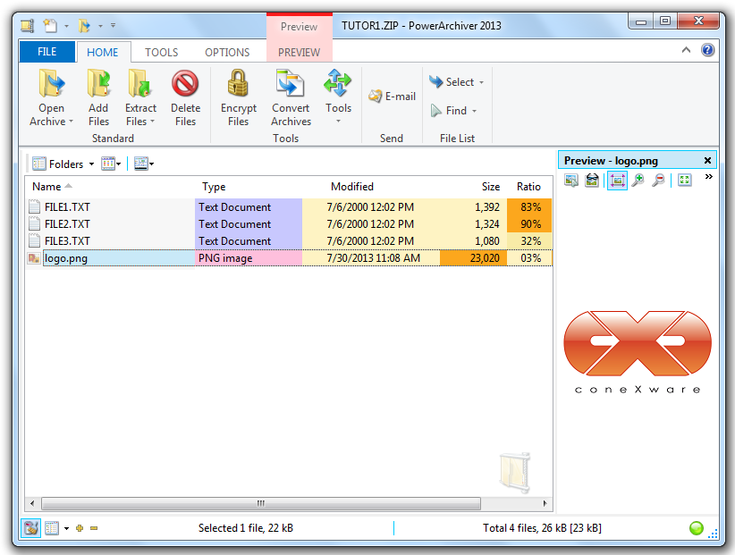 PowerArchiver Standard & Professional 2013 v14.05 Full Version