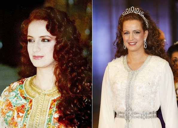 Happy 37th Birthday To Princess Lalla Salma Of Morocco