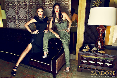 Zardoze ready to wear 2012