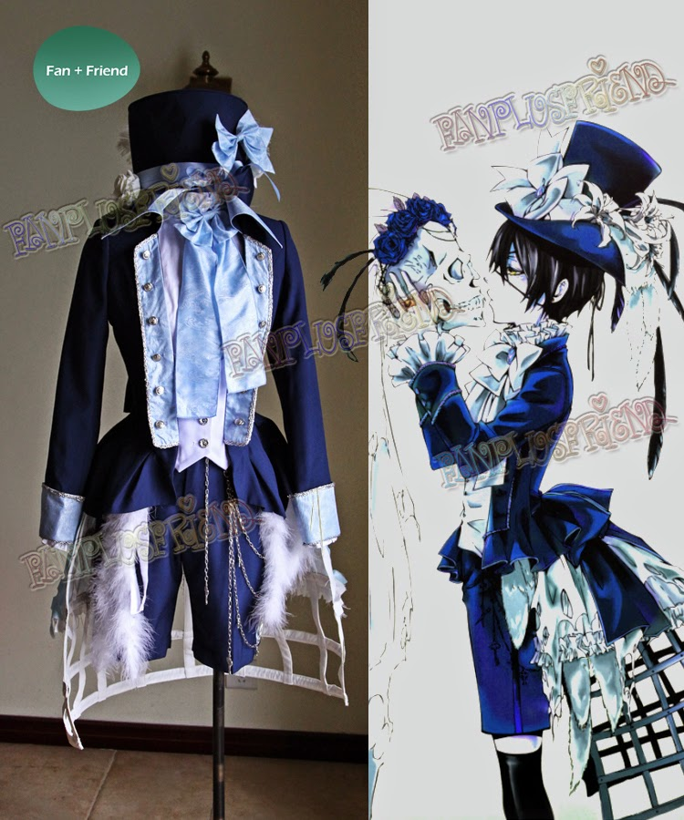 welcome to fanplusfriend newly release ciel phantomhive