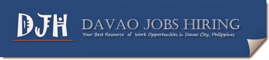 Davao Jobs Hiring 2014