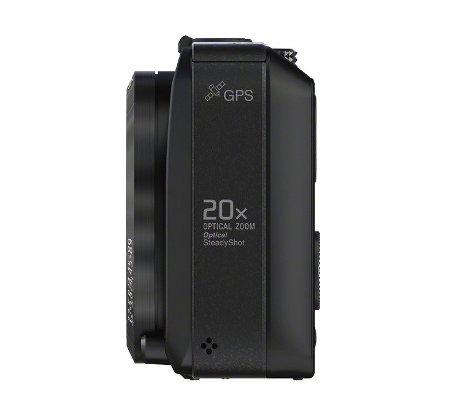 Sony Cyber-Shot DSC-HX20V GPS Module