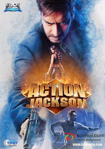 Action Jackson (2014) Movie Poster No. 4