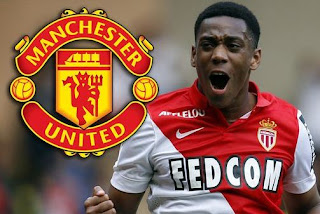 Anthony Martial Tiba di Pusat Latihan Manchester United