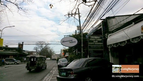 Kamuning Road, Kamuning Bakery, Quezon City