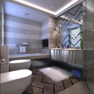 Japanese Bathroom Design on Asian Style Design Minimalist Bathroom