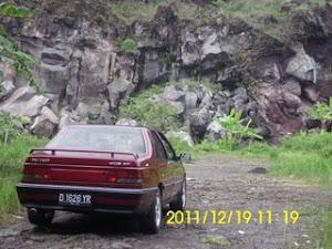 Pug 405SR'93 Rear