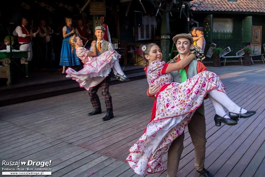 Karczma Warmińska - biesiada warmińska z tańcami