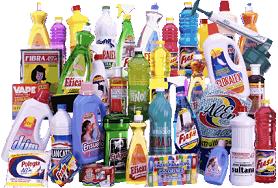 Monta tu propio negocio de productos de limpieza en casa