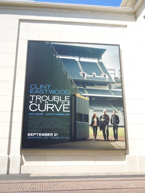 Trouble with Curve billboard