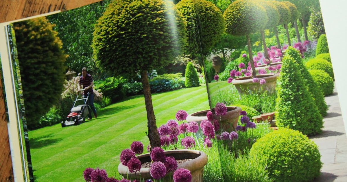 Modern Country Style My Secret Garden By Alan Titchmarsh