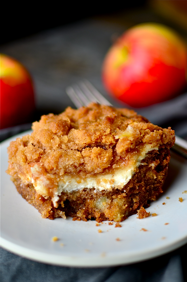 cream cheese apple coffee cake cake ingredients 1 2 cup