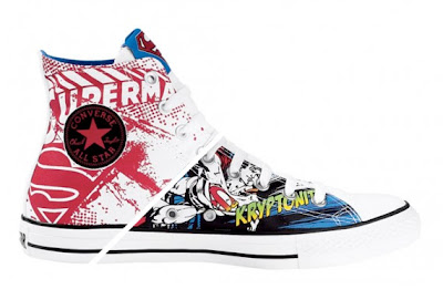 Converse All Star Superman