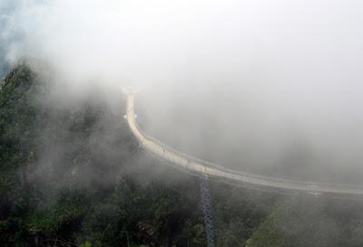 sky bridge, malaysia