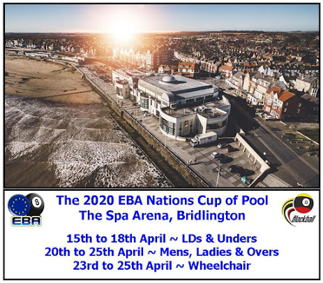 2020 EBA NATIONS CUP OF BLACKBALL POOL