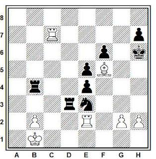Problema ejercicio de ajedrez número 794: Zaitchik - Chejov (URSS, 1978)