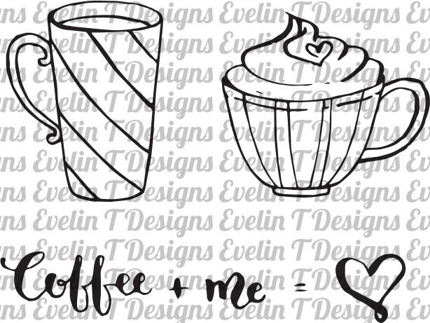 coffee + me