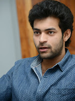 Varun Tej Stylish photo shoot gallery-cover-photo
