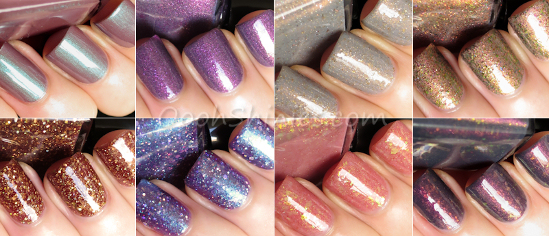 Femme Fatale Cosmetics The White Witch Collection