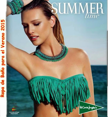 Catalogo de Ropa de Baño Verano 2015