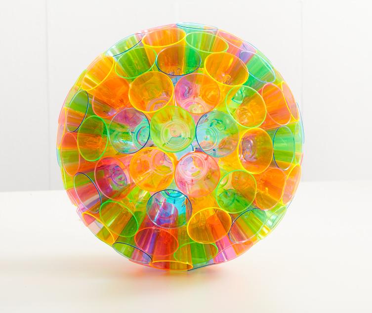 Поделки для пластикового стакана