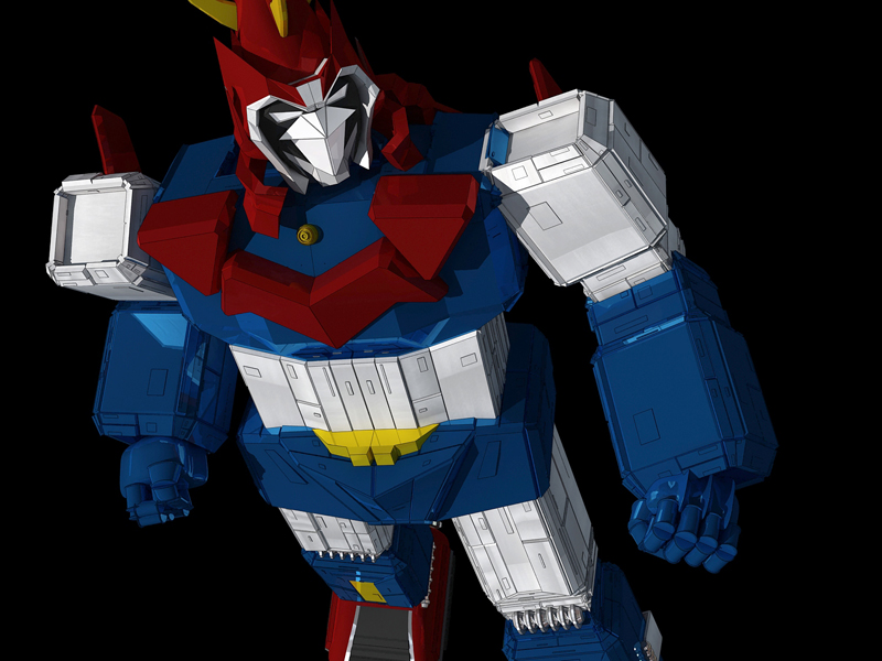 Voltes V Cartoon Characters : Sarisaringketektyur quot voltes v one of my best