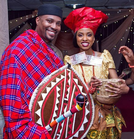 Twende Harusini African Traditional Weddings Costumes