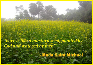love and mustard similarity quote