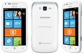 Spesifikasi Samsung Focus 2 I667