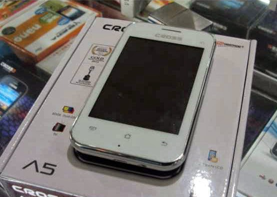 Download Stock Firmware Cross A5 [File PAC]